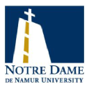 Notre Dame de Namur Universitylogo