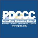 Paul D Camp Community Collegelogo