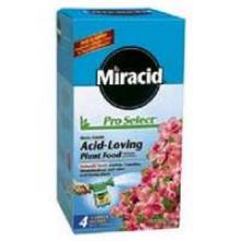 acid loving plant fertilizer