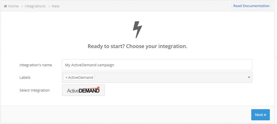active demand creation