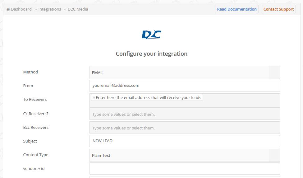 d2cmedia creation