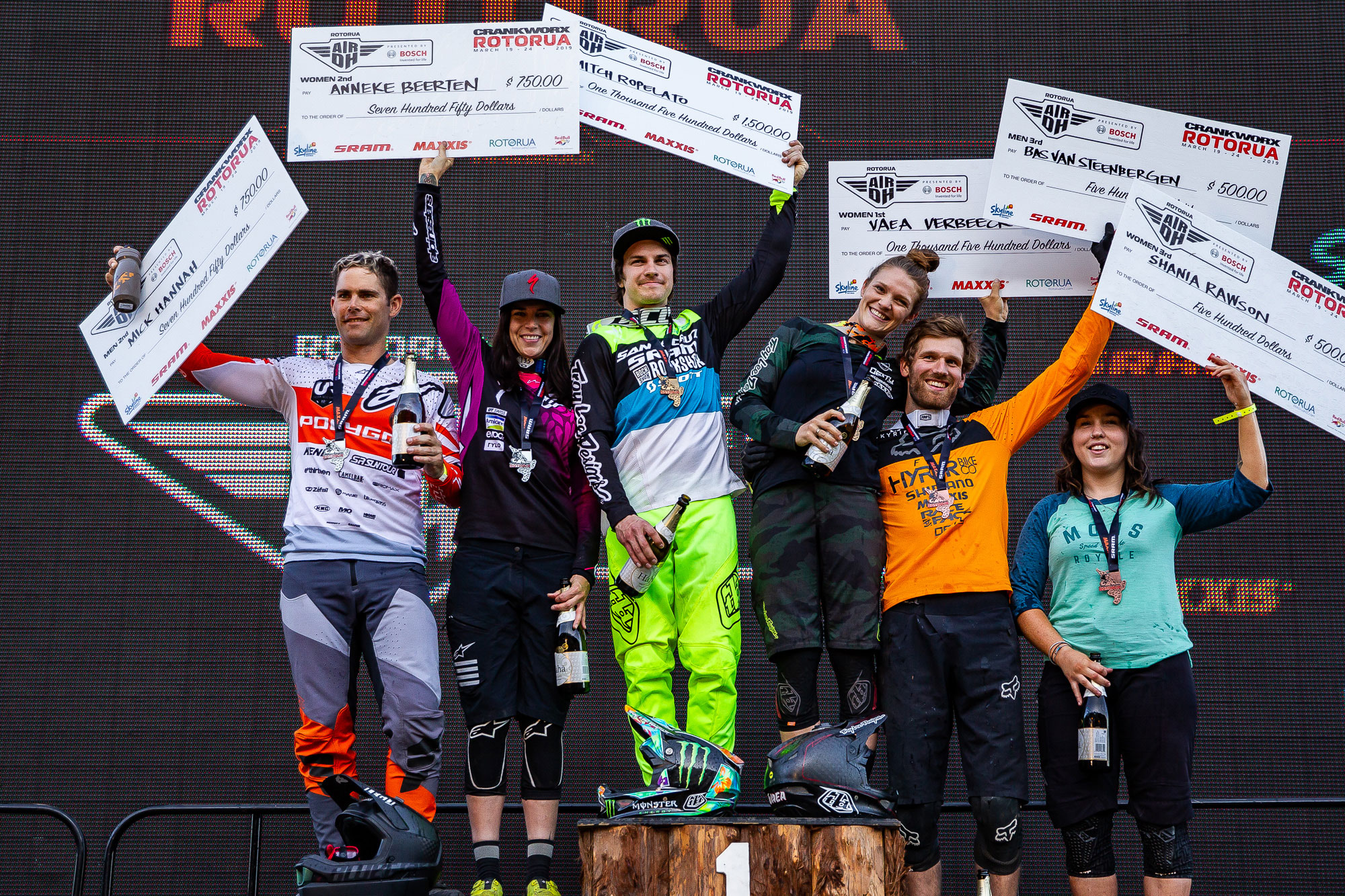 Rotorua Air DH presented by Bosch