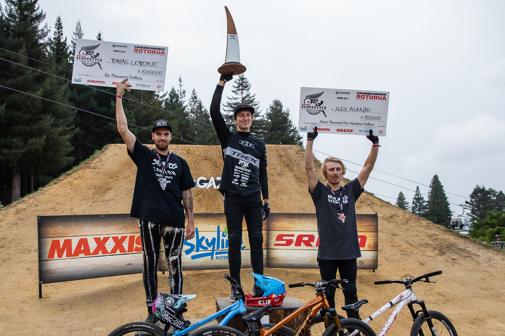 Maxxis Slopestyle in Memory of McGazza