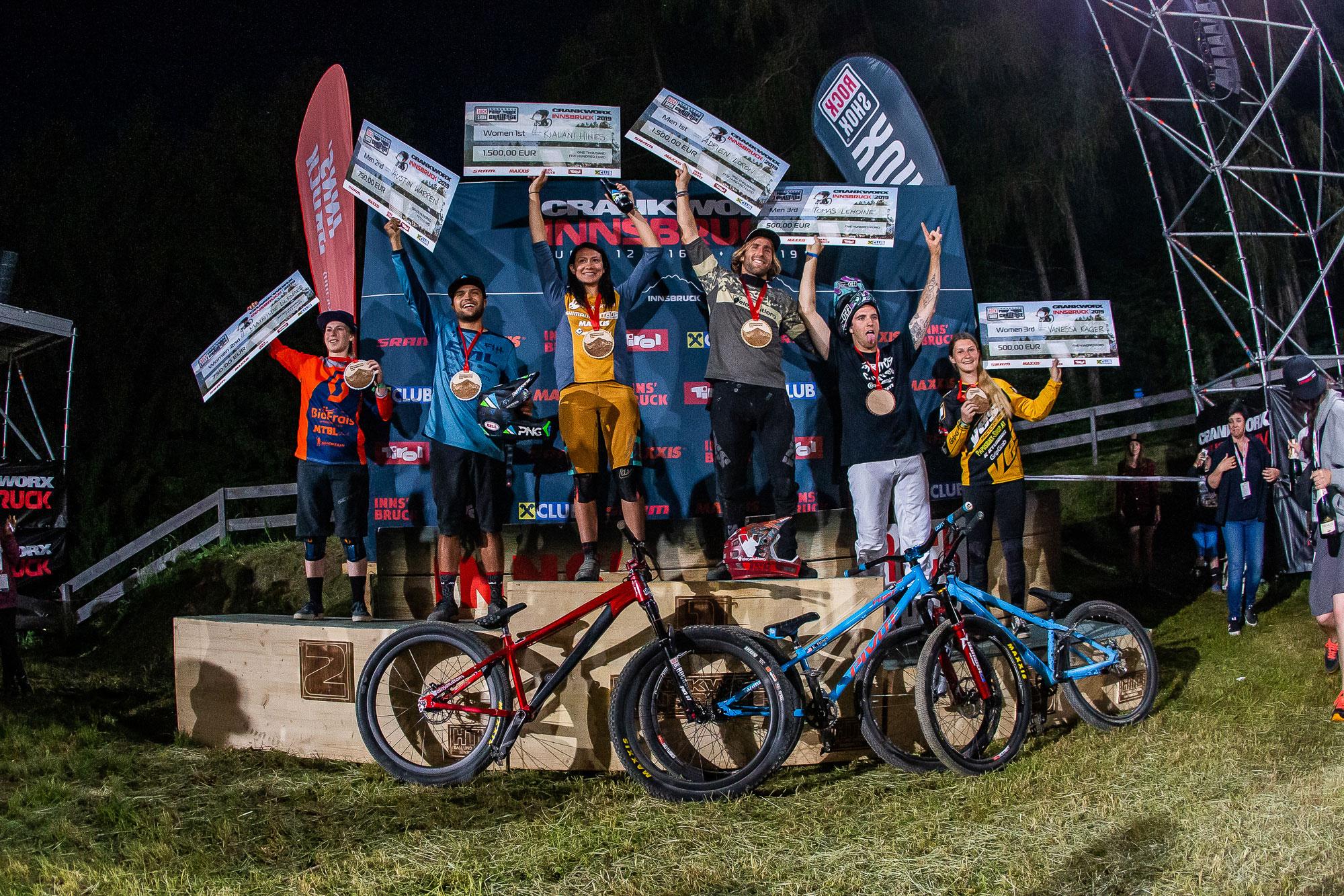 RockShox Innsbruck Pump Track Challenge