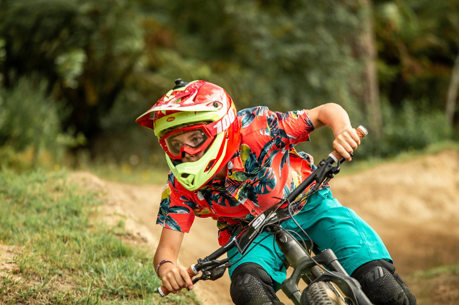 Kidsworx Hipster Downhill Challenge