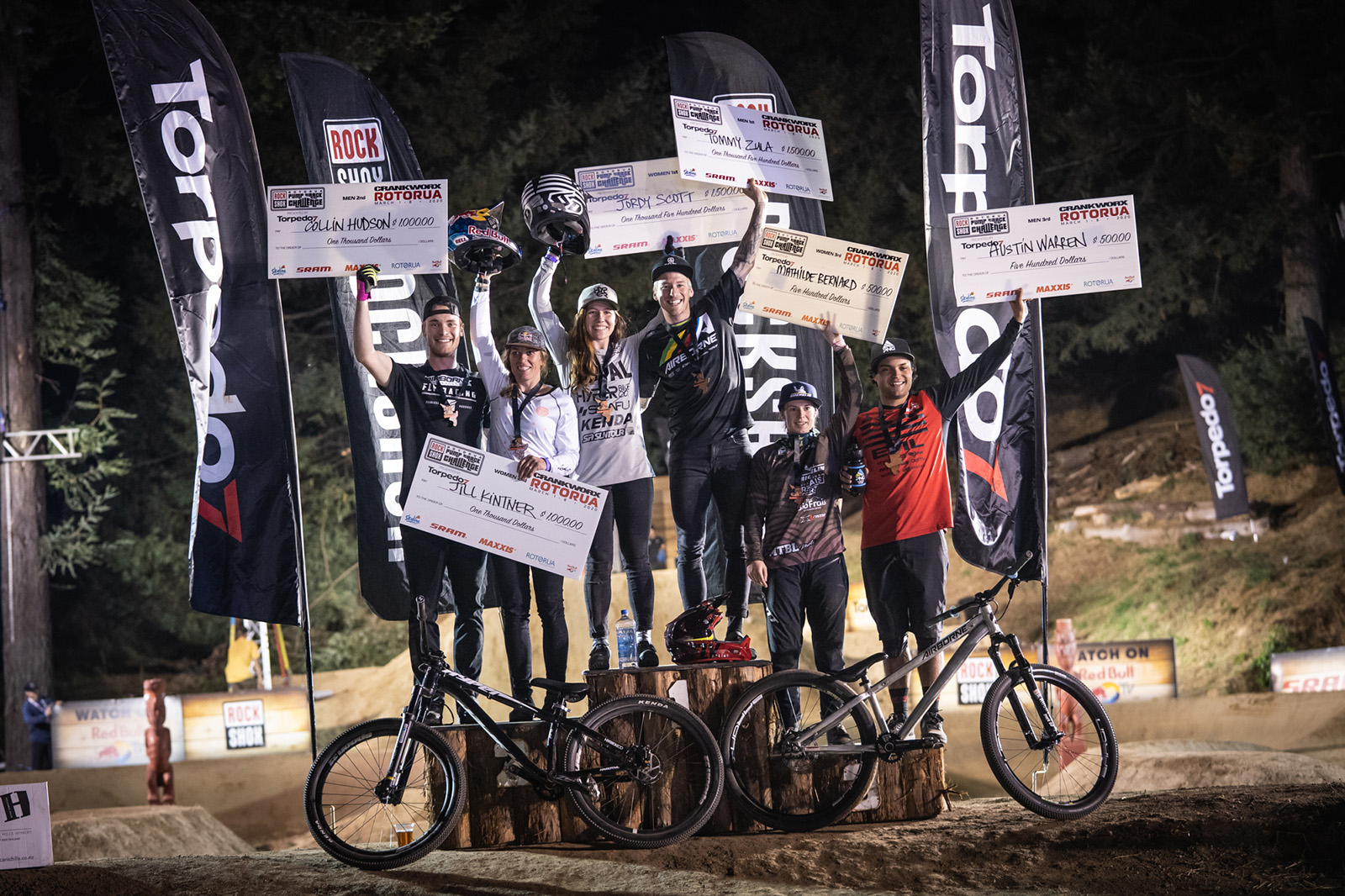 Crankworx Rotorua Downhill presented by Gull