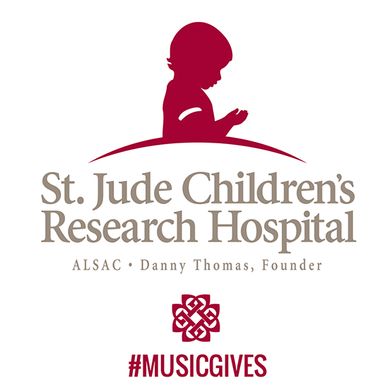 Music Gives to St. Jude Kids - Breaking Benjamin