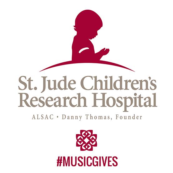 Music Gives to St. Jude Kids - Breaking Benjamin