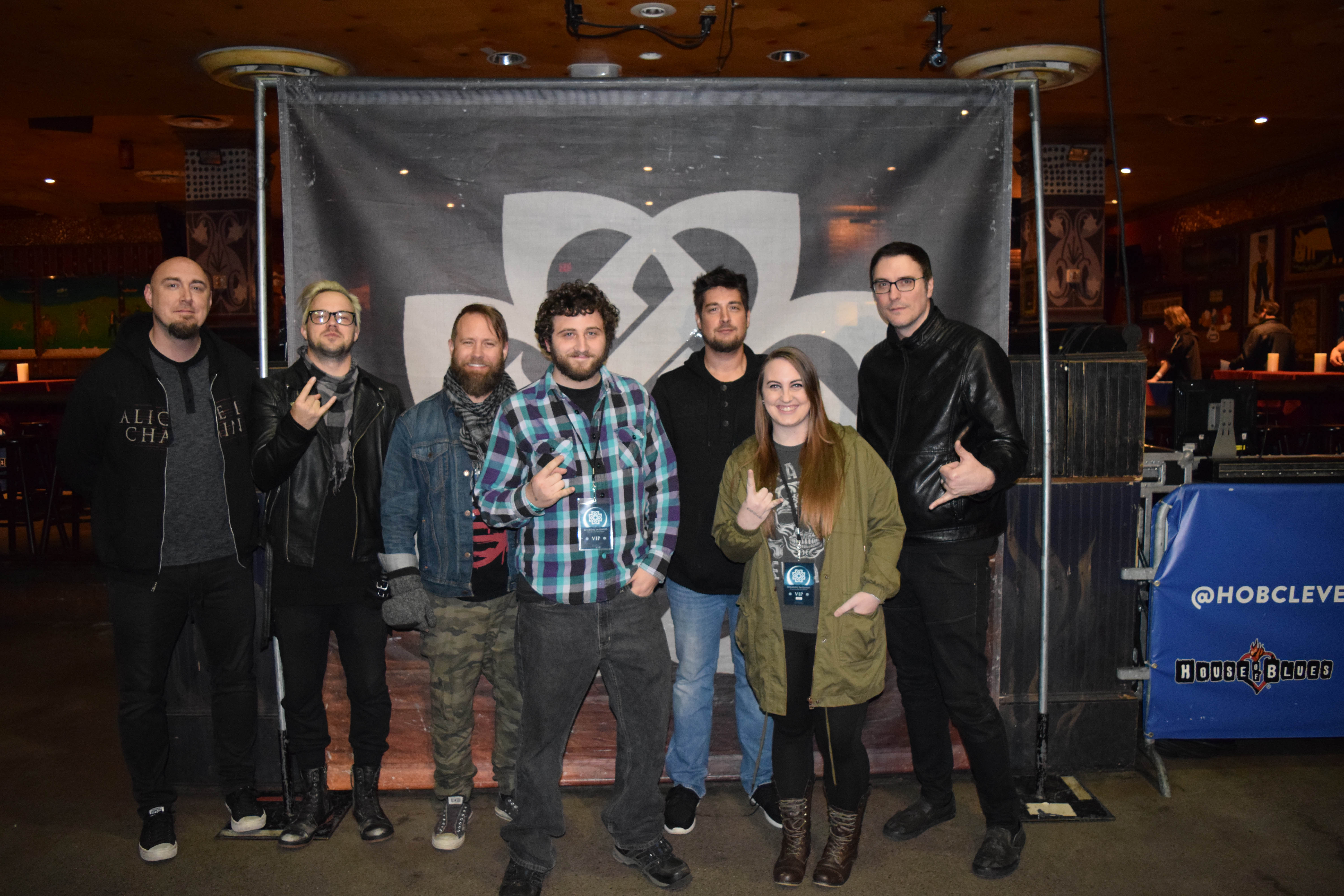 VIP Meet Greet s House of Blues Cleveland OH