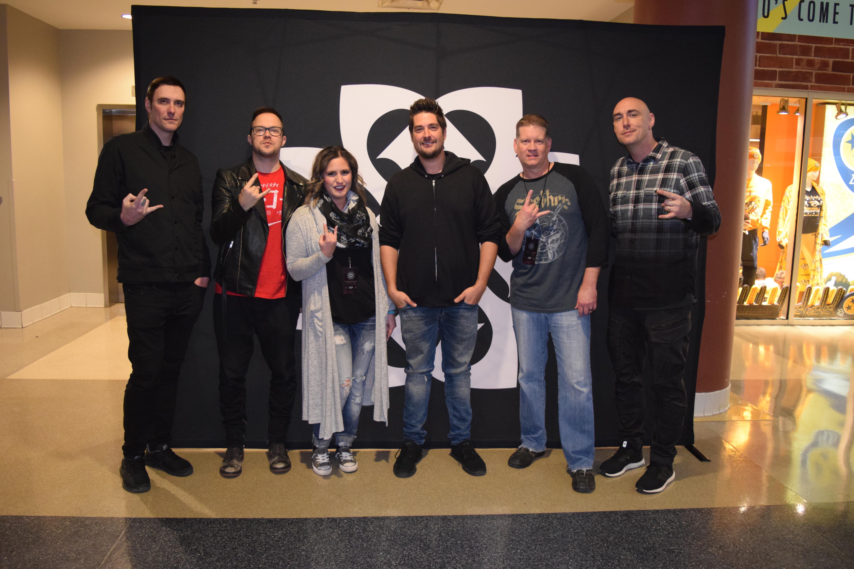 Vip Meet Greet Photos Bridgestone Arena Nashville Tn