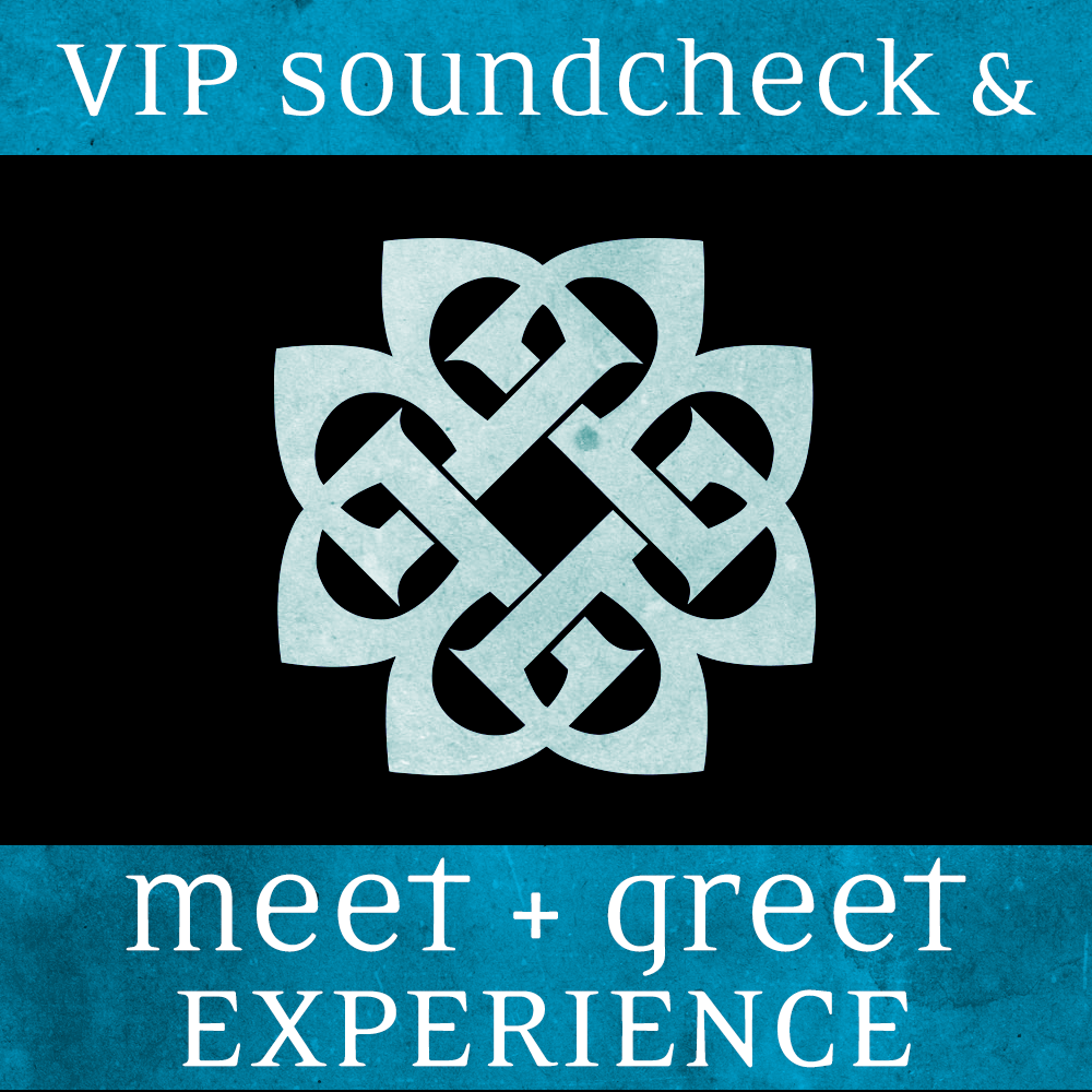 10/11/17 – VIP Soundcheck + Meet and Greet Experience – Soul Kitchen ...