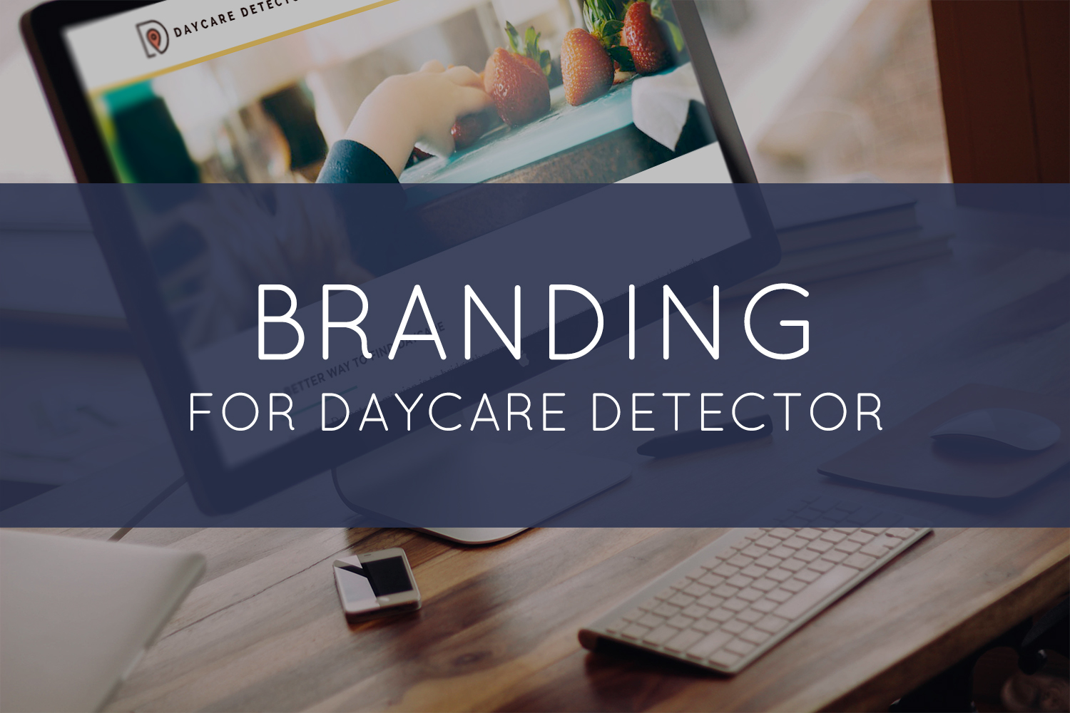 Branding for Daycare Detector