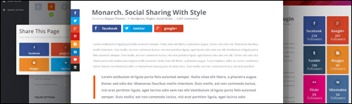 WordPress users can easily add social sharing buttons to their website with free or inexpensive plugins