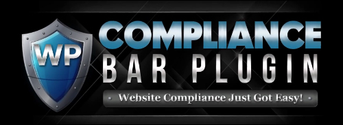 Compliance Bar Plugin - Total Website Compliance And Disclaimer Solution