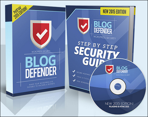 Blog Defender Security Plugin For WordPress