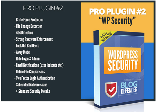 Blog Defender Security Plugin