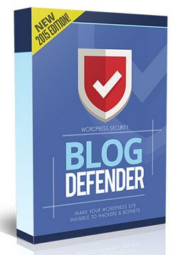 Prevent Bots And Hackers From Attacking Your Blogs With Blog Defender