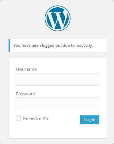 WP Idle Logout Plugin - Automatically Log Out Idle Users