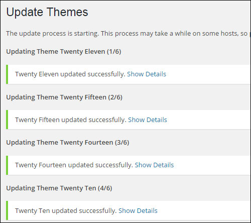 Theme Management: How To Upgrade A Theme In WordPress