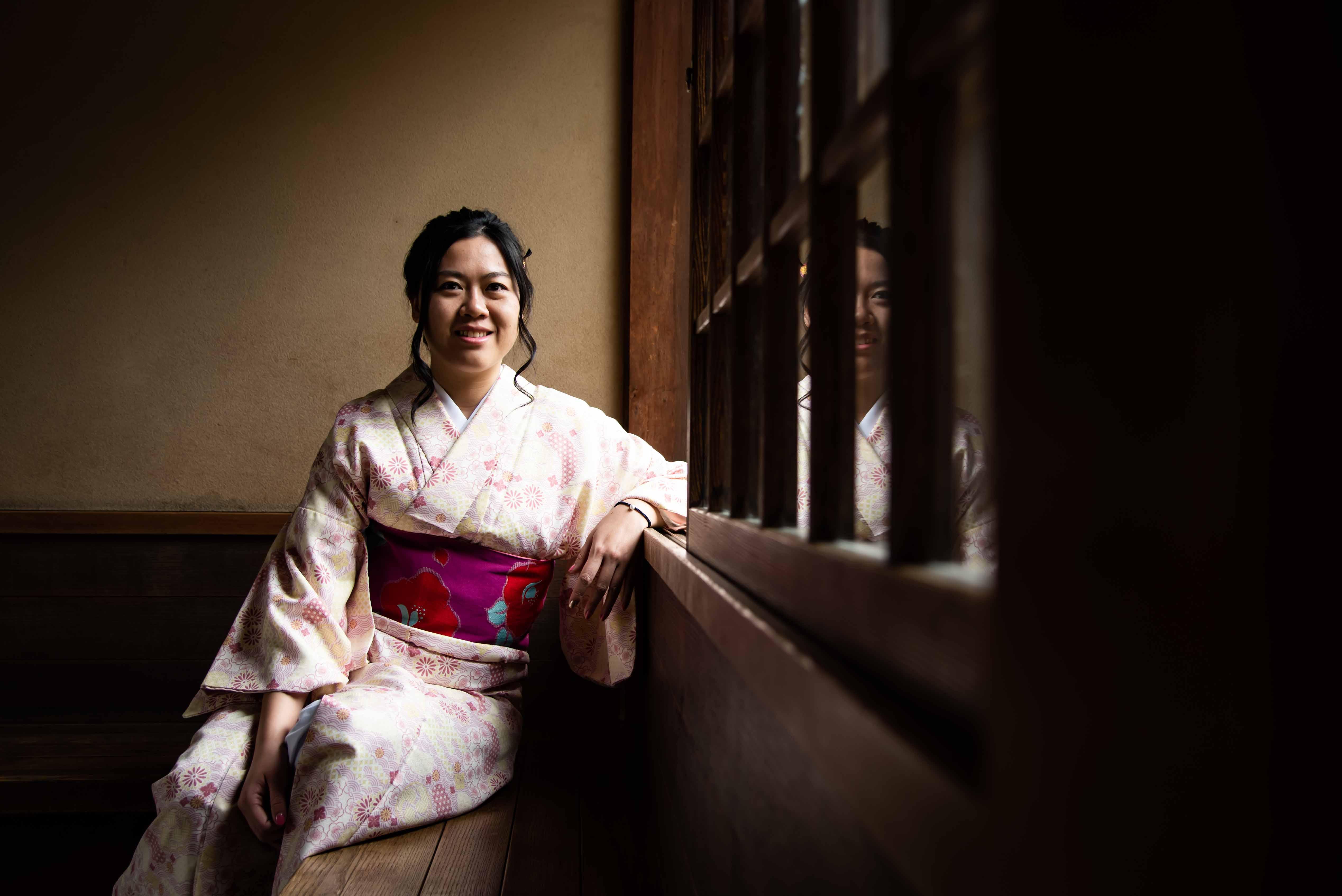 Kimono Photo-shoot