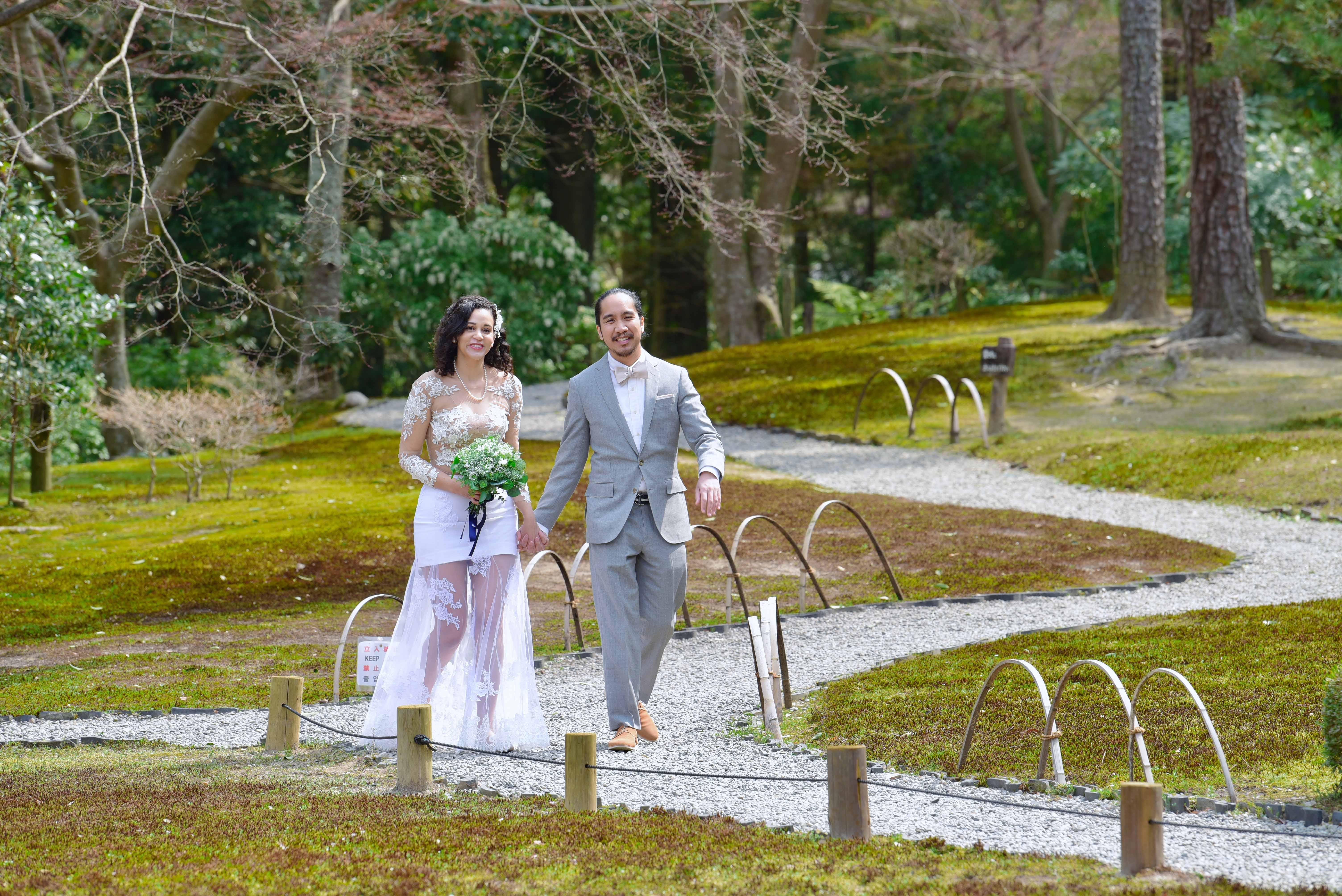 Elopement Ceremony in Nara