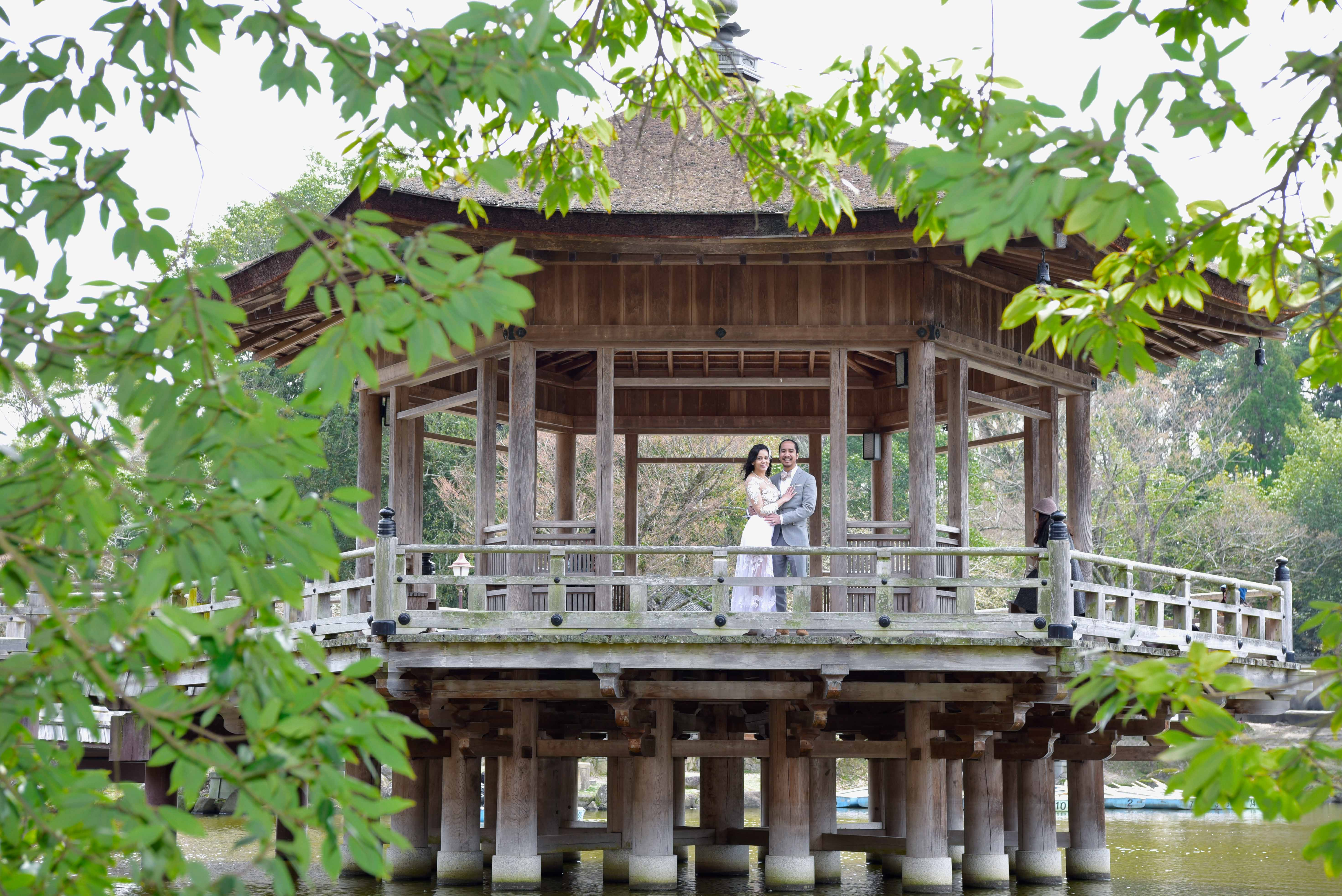 Elopement in Nara