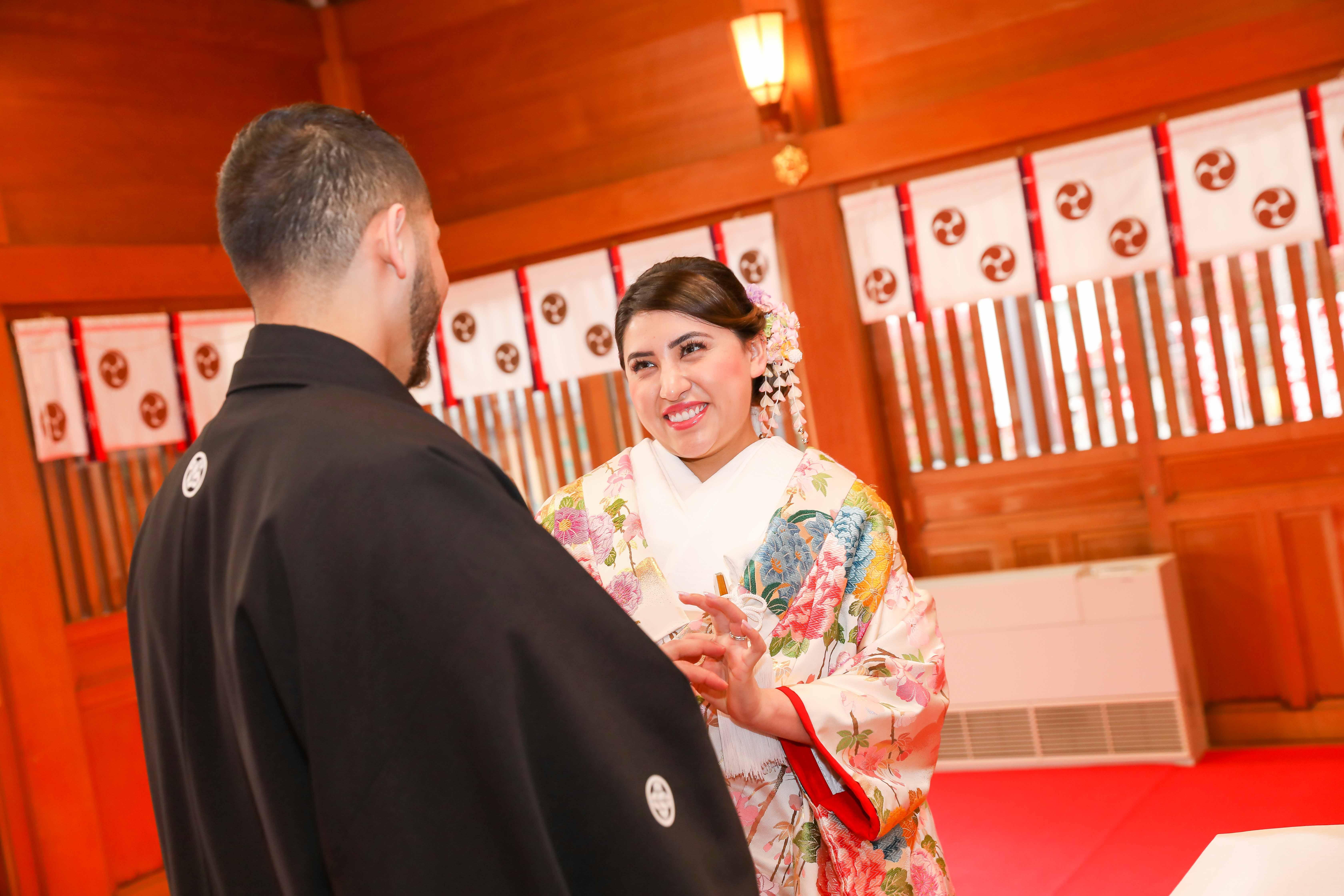 Get Married in Japan