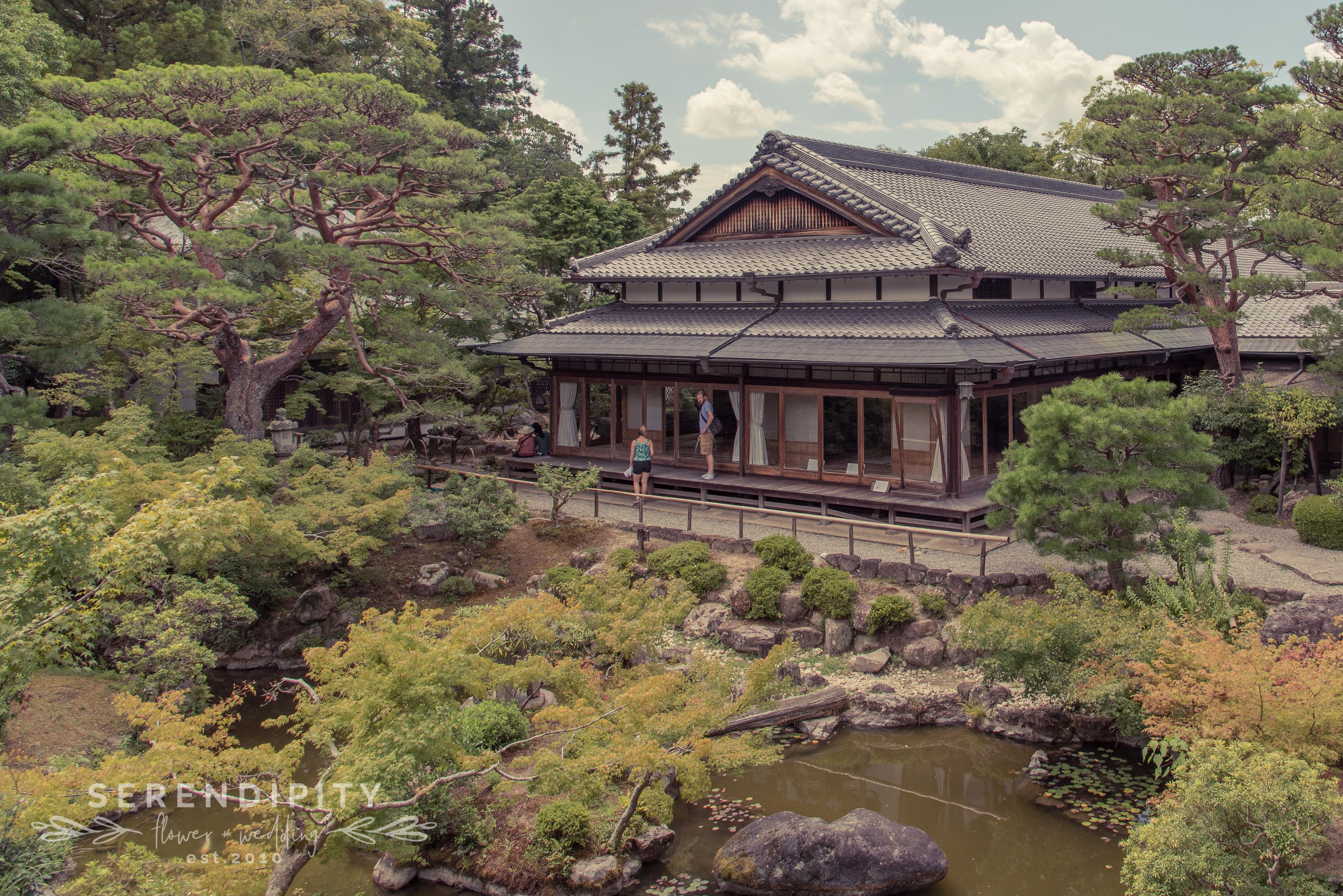 Wedding in Nara