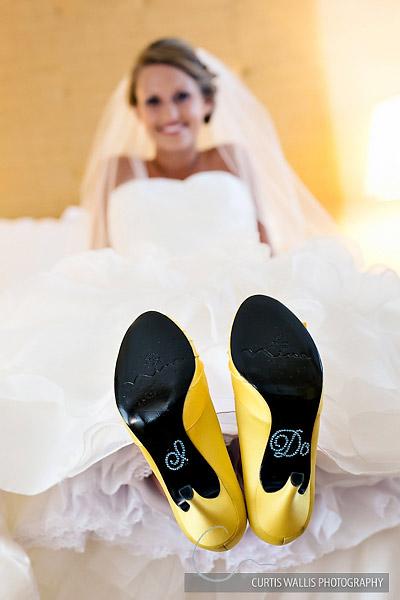 wedding shoes stickers I DO