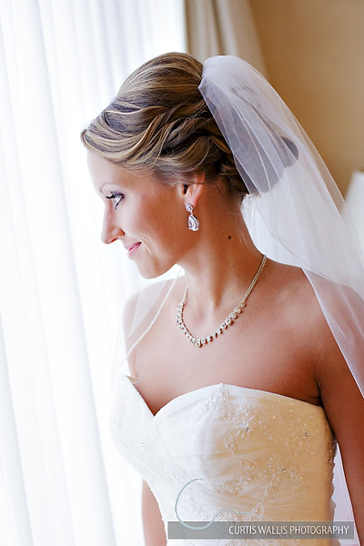 Best Bride window portrait
