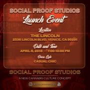 Social Proof Studios Coachella Premiere Party