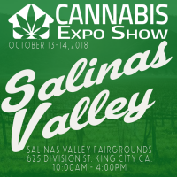 Cannabis Expo Show in Monterey County