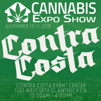 Cannabis Expo Show in Contra Costa County