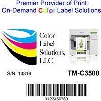 Color Label Solutions