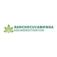 Rancho Cucamonga 420 Card