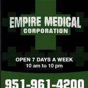 Empire Medical Corporation