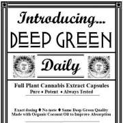 Deep Green Extracts