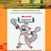 Timberado Beaver Mitts