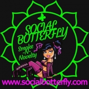 Social Botterfly Smoking Novelties