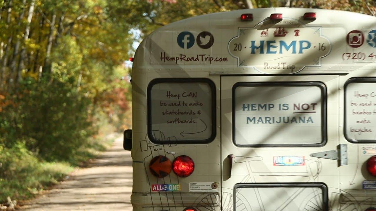 Hemp Road Trip Feature Documentary Teaser