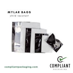 Mylar Bags Child Resistant