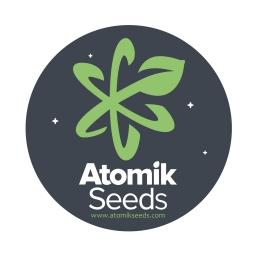 Atomik Seeds premium feminised and autoflowering cannabis seedbank