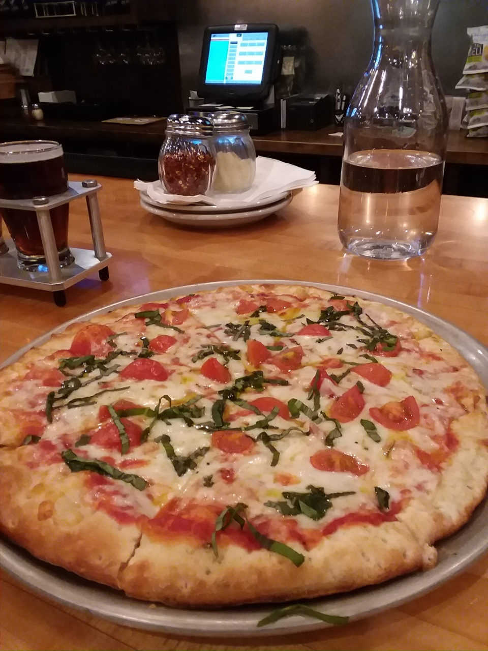 Grub - Bud & Microbrewery Tour 2017-11-28 - Best stone oven pizza in Colorado Springs