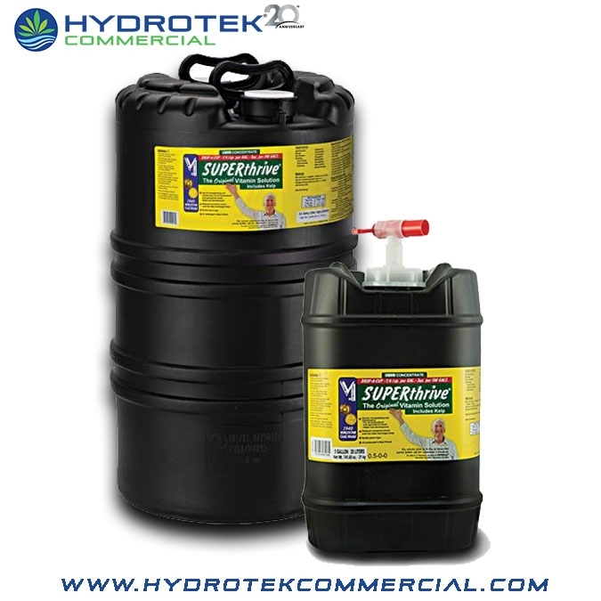 Hydrotek Grow Equipment 2018-09-07