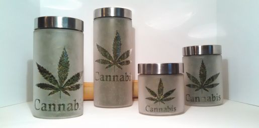 Edibles Canister Set