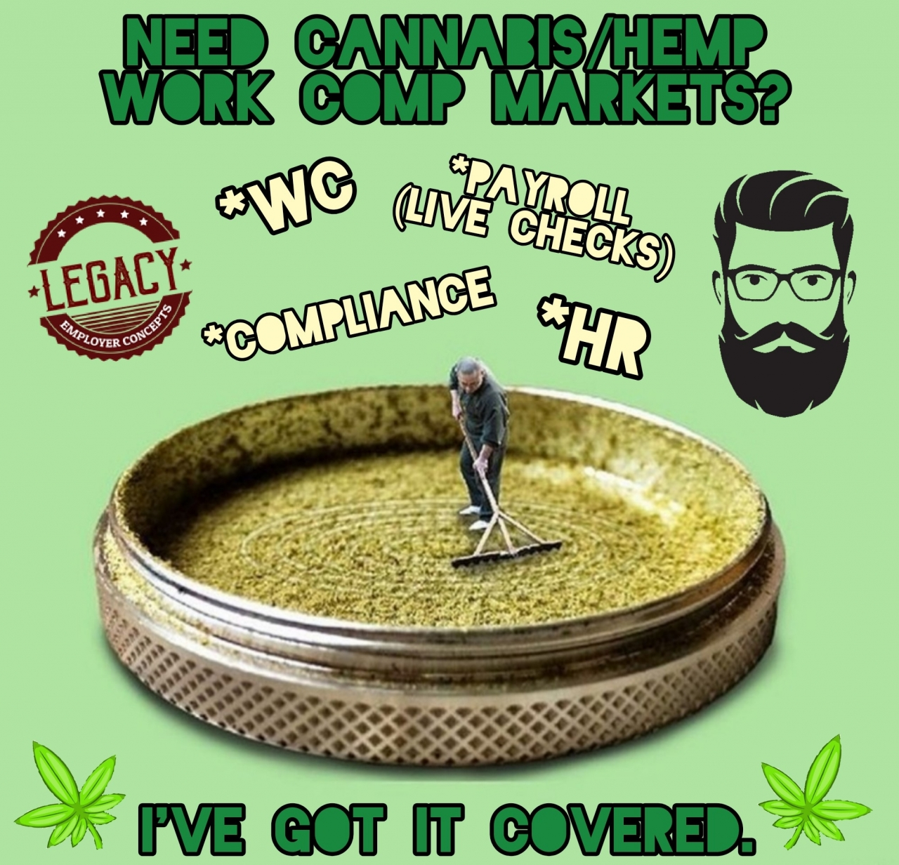 Grinding In the Cannabis Industry