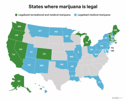 Legalized Map