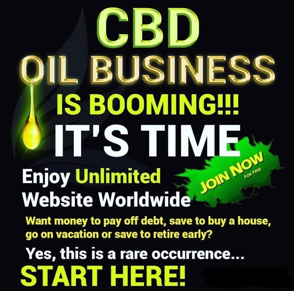 CBD ADVERTISEMENT
