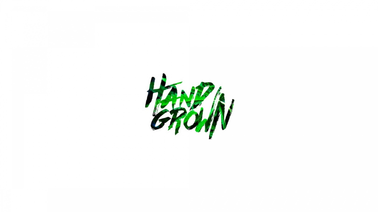 Hand Grown stylized