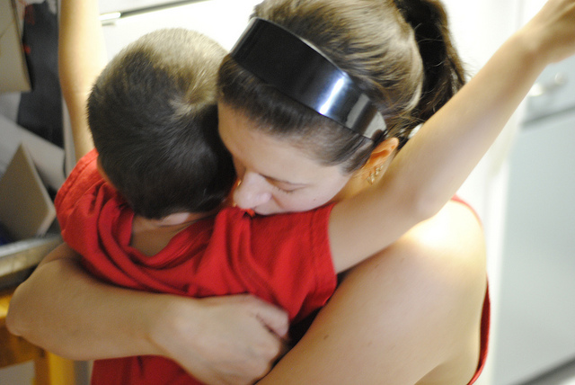 Family Comes First - Autistic People